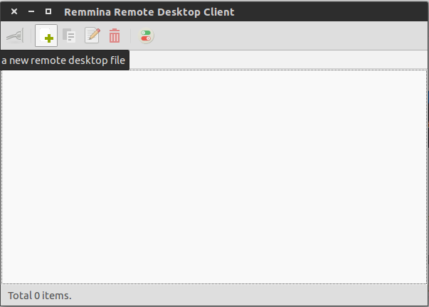 Using Remmina as GUI SSH Client for Linux - Jajo